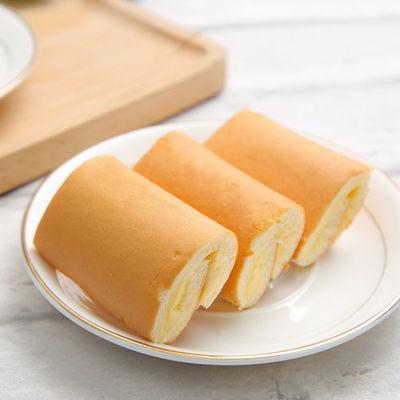 【遂雅】瑞士卷糕点营养早餐软心卷蛋糕网红西式夹心面包整箱装