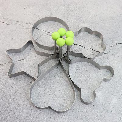 T加厚不锈钢煎蛋器 创意煎蛋模具荷包蛋磨具模型