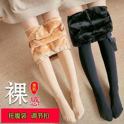 孕妇打底袜女连裤袜丝袜秋冬装踩脚打底裤加绒加厚袜裤保暖连体袜