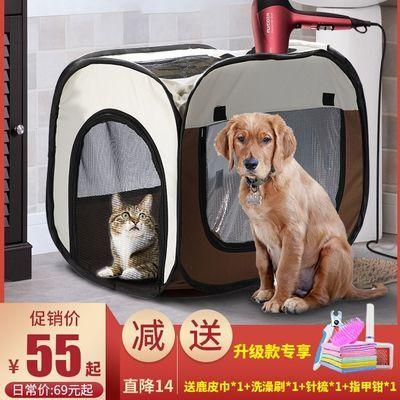 宠物烘干箱狗狗吹毛猫咪洗澡烘干机猫烘干袋家用吹风机狗吹干神器