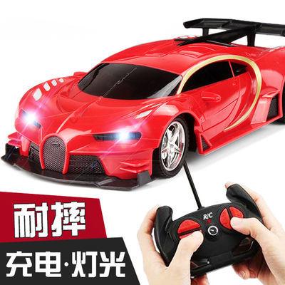 儿童玩具车遥控汽车可充电遥控车漂移赛车小孩男孩电动玩具小汽车