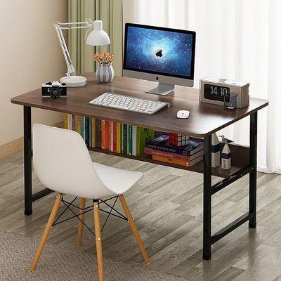 电脑桌台式家用简易办公桌简约现代经济型书桌卧室写字桌学习桌子