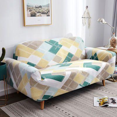 弹力懒人沙发套罩通用型全包万能套网红简约布艺沙发垫全盖布抖音