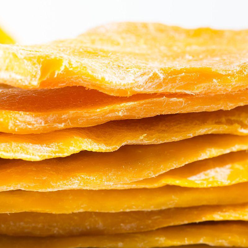 【特价1斤】泰国风味芒果干500g水果干果脯小零食批发芒果干200g