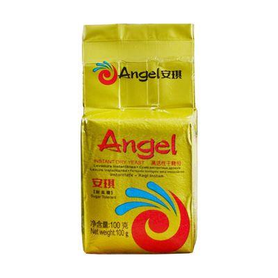 安琪金装酵母 耐高糖干酵母100g包子馒头烘焙面包酵母粉