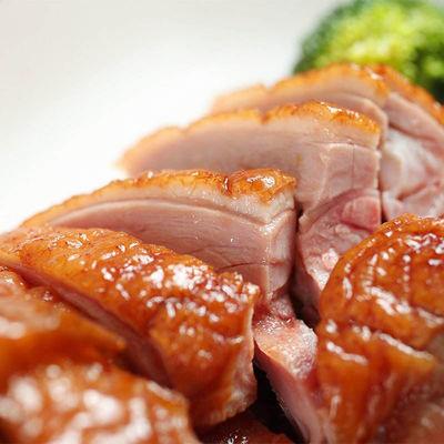 新鲜南京盐水鸭清真特产板鸭酱鸭廋肉型酱鸭子酱板鸭真空鸭肉熟食