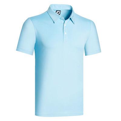 高尔夫球服装 新款春夏男款高尔夫短袖T恤速干免烫休闲男装POLO衫