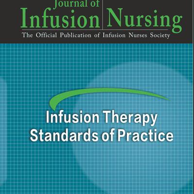 INS全球静脉 美国INS静脉输液护理实践标准2016版 附中文参考
