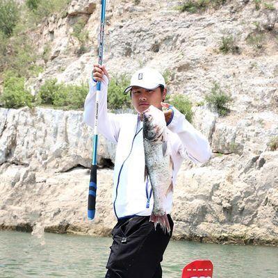 【买一送一】老鬼鱼竿碳素超轻硬台钓竿手竿鲫鲤竿钓鱼竿渔具套装