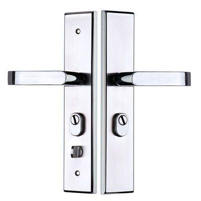 防盗门锁不锈钢防盗门把手锁芯大门锁家用双快锁体老式门锁配件