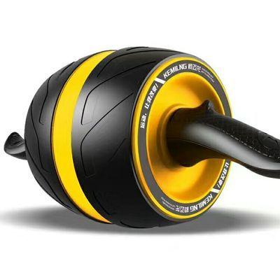 欧爵健腹健腹器家用瘦腹部健身器材回弹巨轮静音腹肌男女训练滚轮