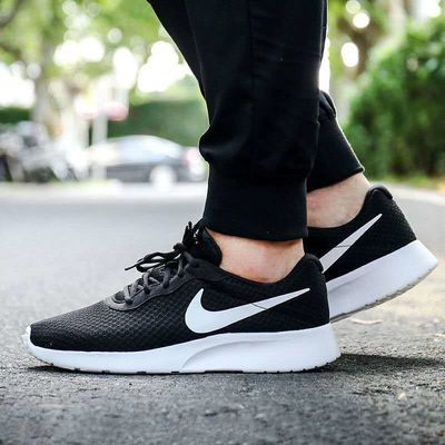 2020夏季新款伦敦男鞋轻便舒适网面透气情侣运动鞋休闲跑步鞋