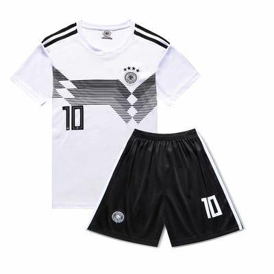 世界杯男童足球服儿童球衣童装幼儿园夏季宝宝运动服套装带明星号