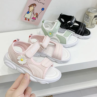 儿童凉鞋女童凉鞋2020新款中大童防滑小男孩夏季宝宝鞋子软底小童