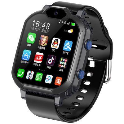 4G全网通儿童电话手表中小学高中生男女定位防水智能WIFI视频通话