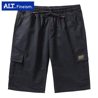 ALT夏季工装短裤男士五分裤潮流百搭直筒2020新款宽松运动休闲