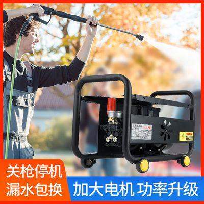 家用高压清洗机洗车机220V便携式洗车水枪洗车泵洗车器清洗机