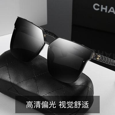 新款小香大牌同款偏光太阳镜小红书网红女士墨镜厂家直销眼镜P505