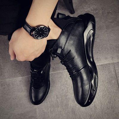 男鞋秋冬季新款潮鞋2020马丁靴短靴子男士高帮鞋男百搭韩版靴子