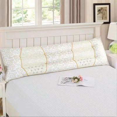 双人长枕头带枕套15m枕芯长款12护颈椎情侣枕一体家用抖音18米