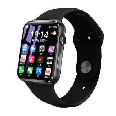 儿童电话手表中小学生天才智能手表手机插卡防水定位拍照触屏手表