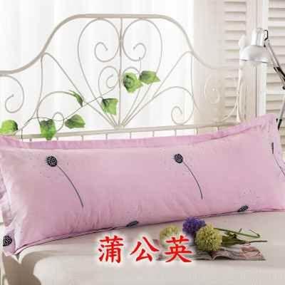 网红枕套双人枕头长枕芯护颈椎低1米12米15米18米情侣枕长枕头
