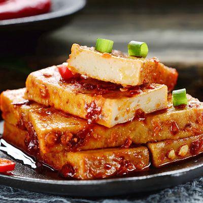 豆腐干零食大礼包麻辣小吃辣条好吃的豆干休闲零食批发30包