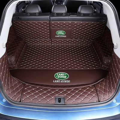 2020新款路虎发现5全包围汽车尾箱垫17-19年发现5防水后备箱垫子