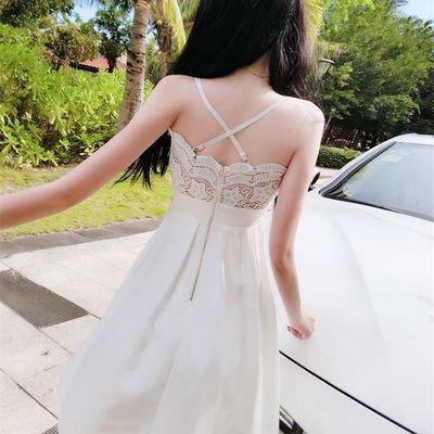 夏季性感夜店女装气质甜美主播服装修身百搭连衣裙时尚显瘦礼服