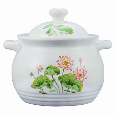砂锅炖锅大容量养生汤煲深煲家用明火耐高温陶瓷锅石锅陶土锅沙锅