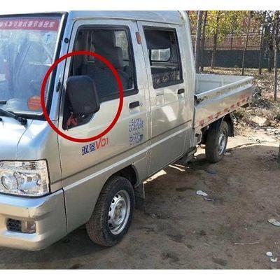时代汽车货车小卡配件时代驭菱倒车镜VQ1V5V1CQ版驭铃后视镜总成