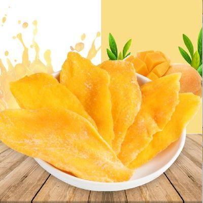 芒果干108g*/4/3/2/1袋水果干蜜饯果脯果干芒果果干零食小吃