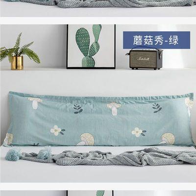 送枕套】长枕头双人枕15m荞麦12护颈椎枕芯1米决明子长款18米