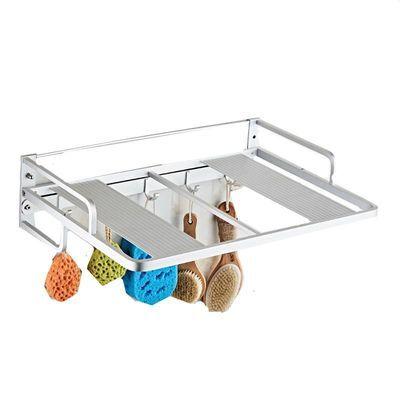 太空铝厨房诺青微波炉架置物架电烤箱架子支架托架壁挂式挂架