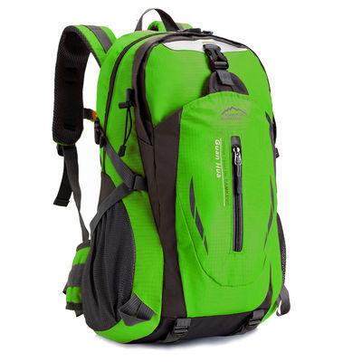户外登山包大容量男女背包旅游旅行双肩包高中学生书包韩版运动包