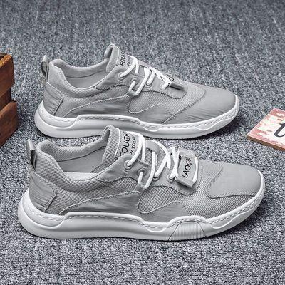 鞋子男夏季男士布鞋新款老北京帆布透气男鞋韩版潮流百搭休闲潮鞋