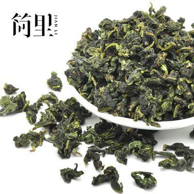 简里福建溪铁观音茶叶 正宗高山茶浓香型一级乌龙茶入门级
