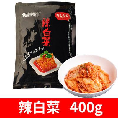 【多买多优惠】贞淑家的东北辣白菜韩式泡菜朝鲜延边风味厂家批发