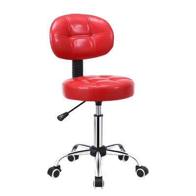 电脑椅家用转椅升降办公椅学生转椅职员椅滑轮写字椅简约靠背椅子