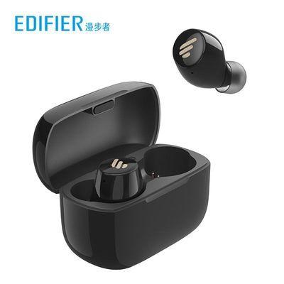 Edifier/漫步者 TWS1真无线蓝牙耳机5.0语言通话游戏双耳运动耳机