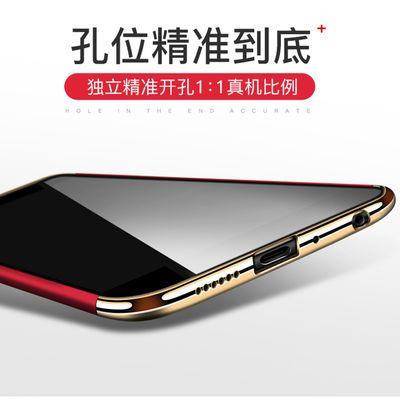 oppor11手机壳r11sr9r9splus磨砂硬壳保护套a57a59s全包边