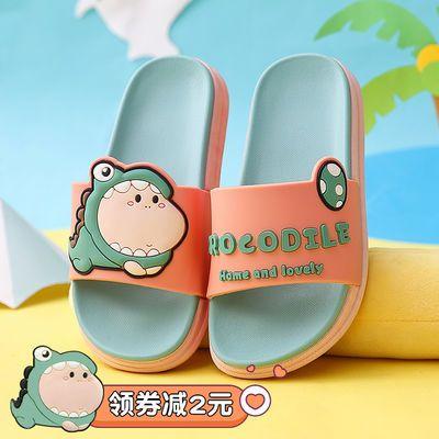 居家用儿童凉拖鞋男童浴室小孩洗澡防滑亲子中大童宝宝拖鞋女夏天