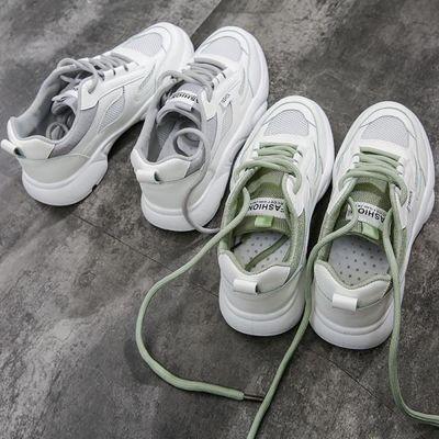新款学生鞋户外休闲运动鞋自由宽松鞋亲子鞋子女学生韩版夏季休闲