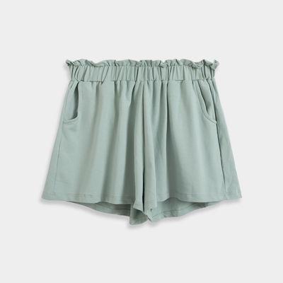 依卡图女童短裤外穿夏季薄款儿童热裤中大童中裤裙裤2019年新款