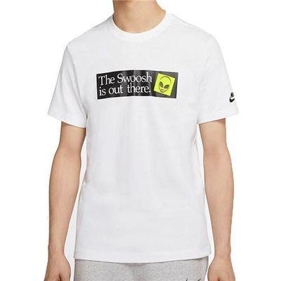 NIKE耐克短袖男 2020夏季新款运动上衣宽松半袖男士T恤CU6946-100