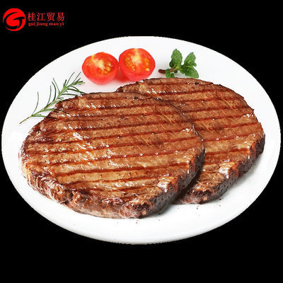 文畅菲力牛排100g*10片独立包装澳洲品牛排儿童牛肉团购套餐调理