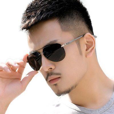 墨镜男女士偏光眼镜太阳镜司机镜女蛤蟆镜炫彩时尚潮流新款驾驶镜