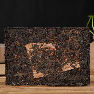 68年老茶砖 参香普洱茶 砖茶 勐海原料 老熟茶云南普洱茶