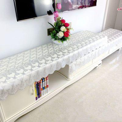 电视柜台布防水防油免洗电视柜桌布床头柜鞋柜台布长方形塑料桌布