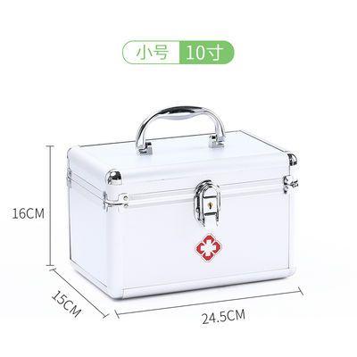 家庭装家用医药箱大容量急救医疗箱医护医用箱收纳盒带药全套应急